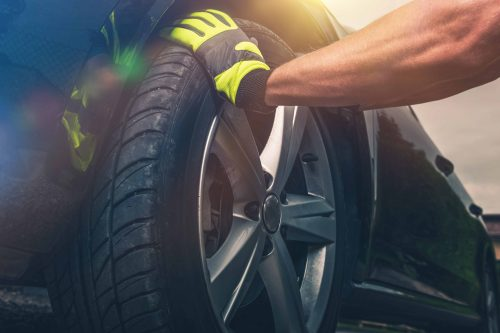 Repairing or Replacing a Flat Tire - Dunwoody, Doraville, Chamblee and Peachtree Corners, Georgia