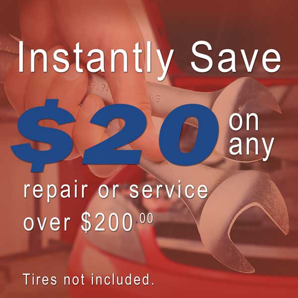 Save on Auto Repair and Service